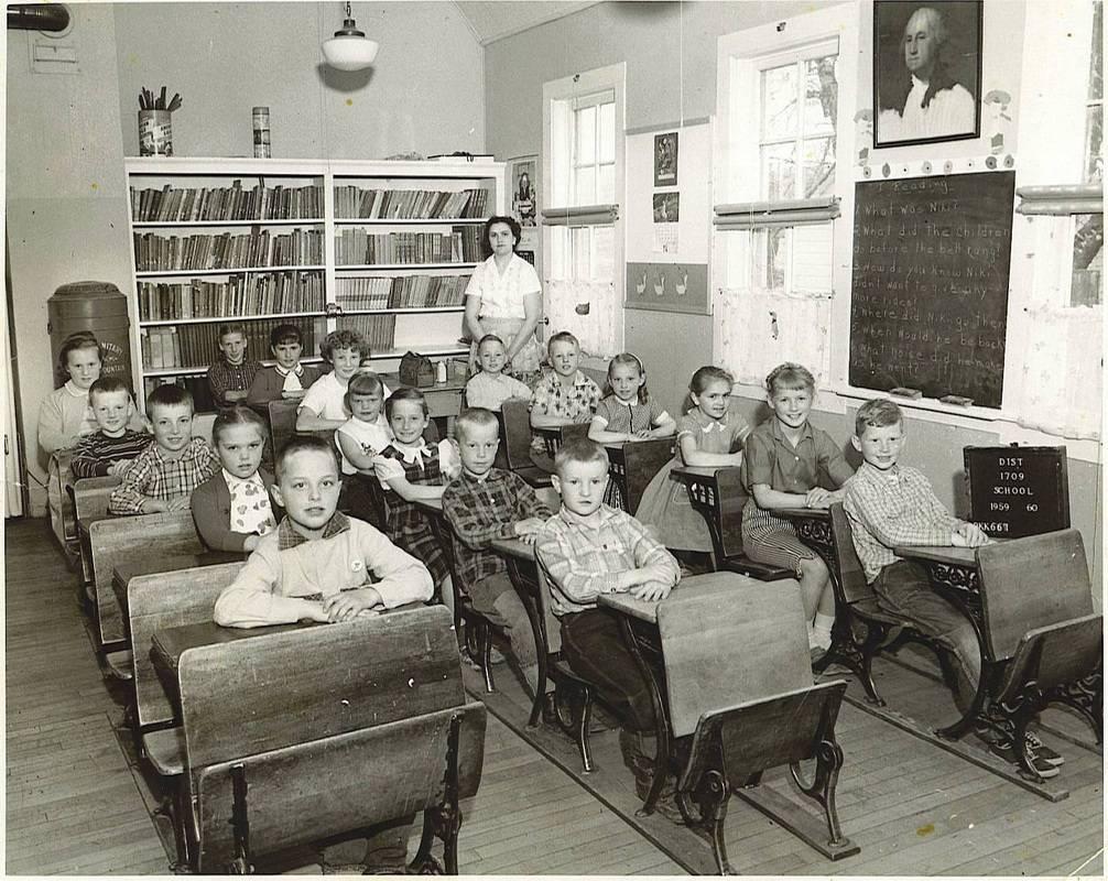 Terrace School 1958
